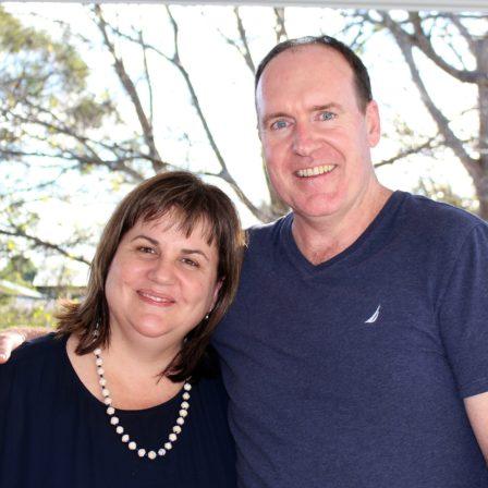 Pastor Matt and Carol Prater