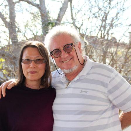 Oscar and Grace Micari